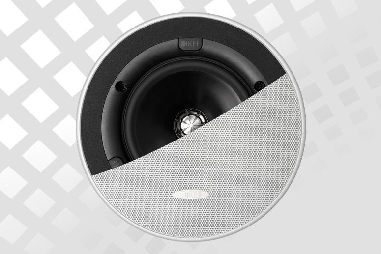 KEF Ci130QR In-Ceiling Speaker