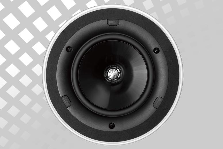 KEF Ci160QR In-Ceiling Loudspeaker (Single)