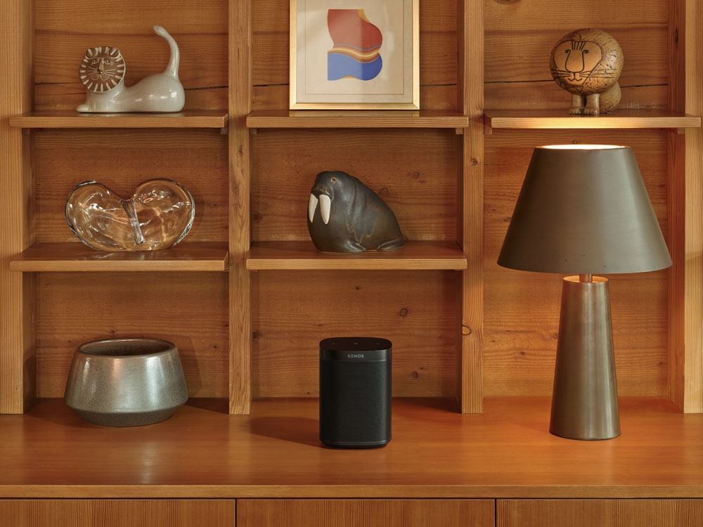 Sonos One SL Wireless Surrounds