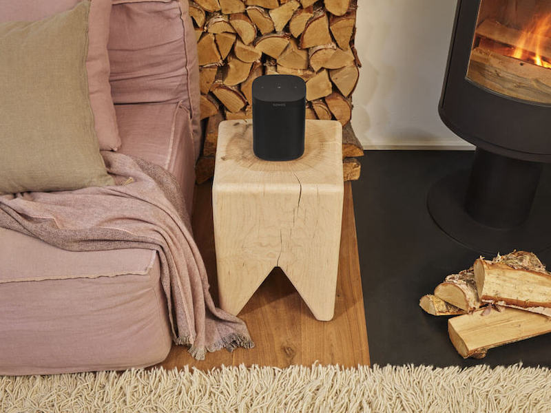 Sonos One SL - Microphone-Free Wireless Speaker