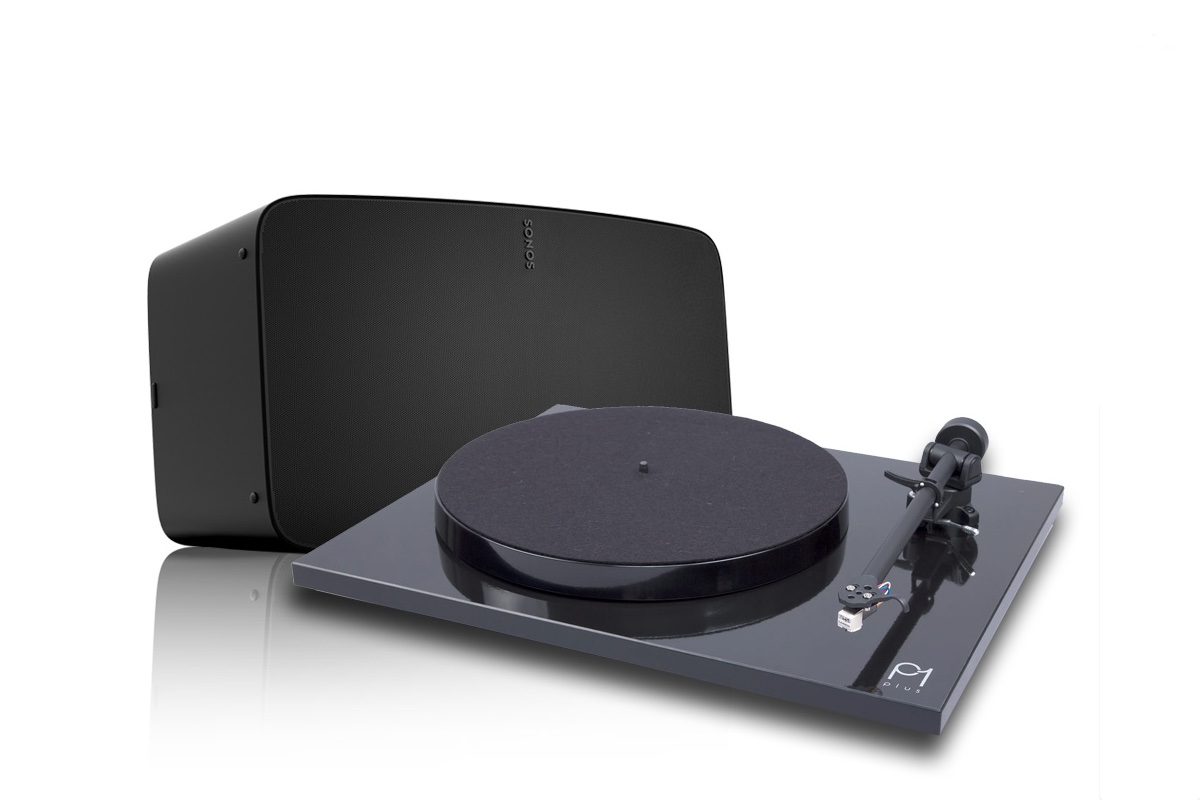 Line-In - Connect Your Turntable & More
