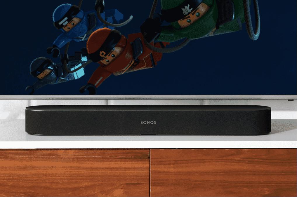 Sonos Beam & 2x Sonos One SL 5.0 Home Cinema Bundle