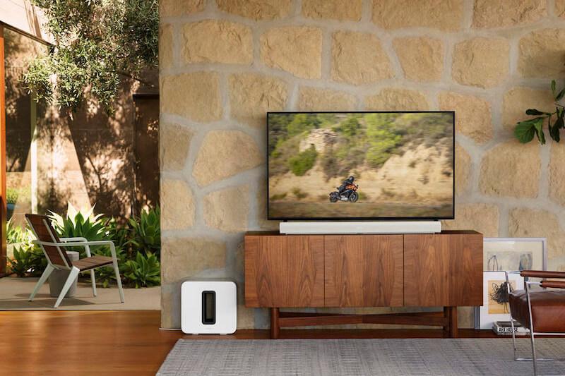 Sonos' premium Dolby Atmos soundbar for an immersive Home Cinema experience