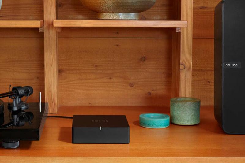 Sonos Port FAQs