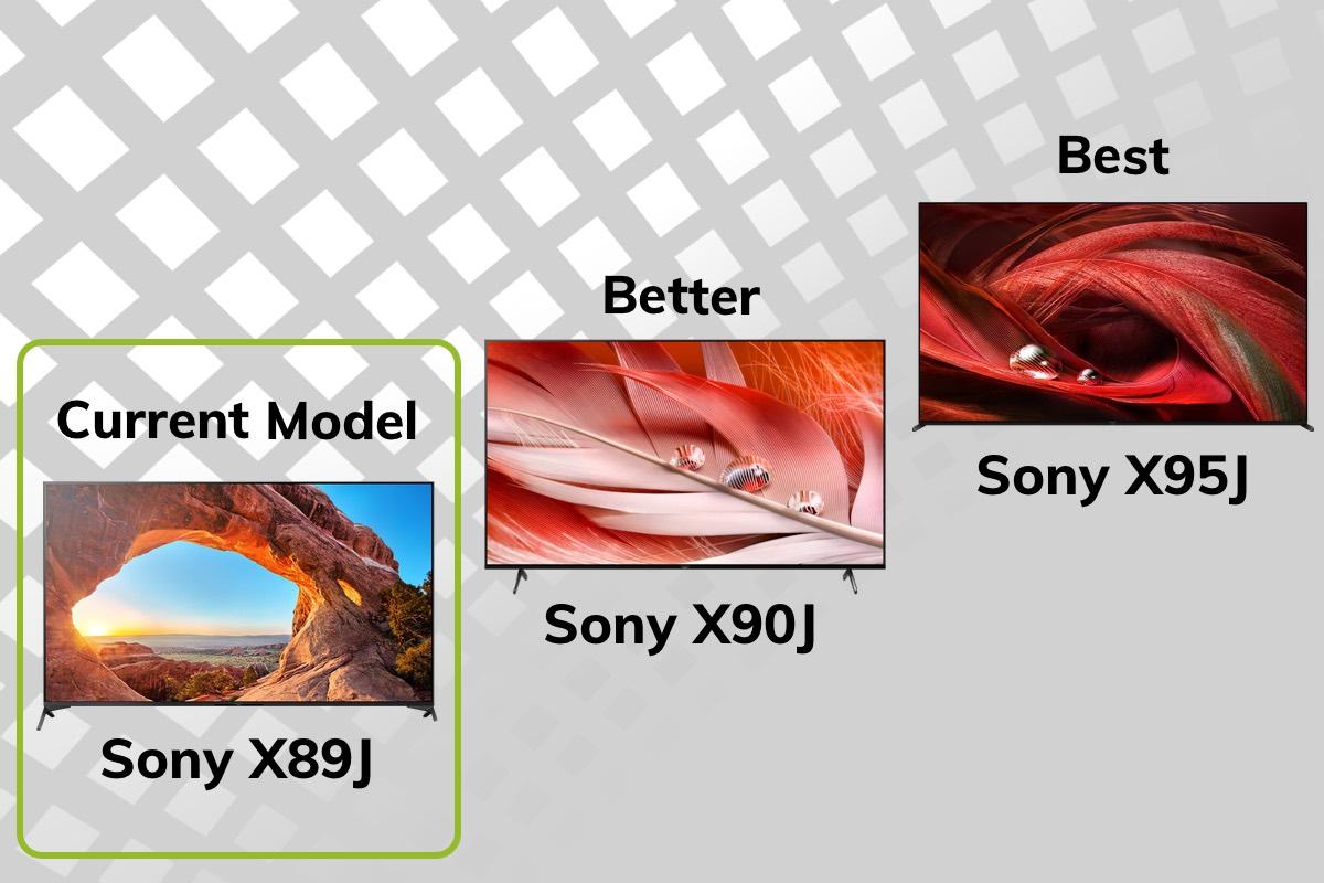 Similar TV Comparison (X89J)
