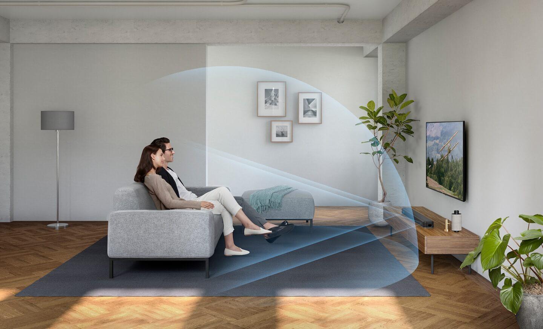 Immersive Surround Sound Audio