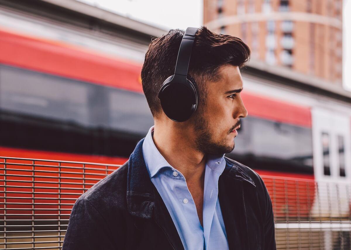 Audio-Technica ATH-ANC900BT Headphones