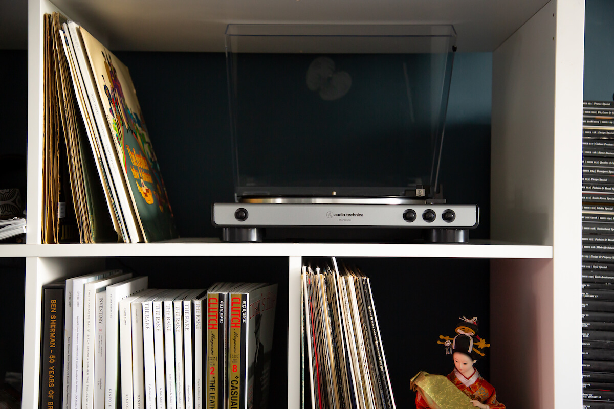 Audio-Technica LP60XUSB Turntable