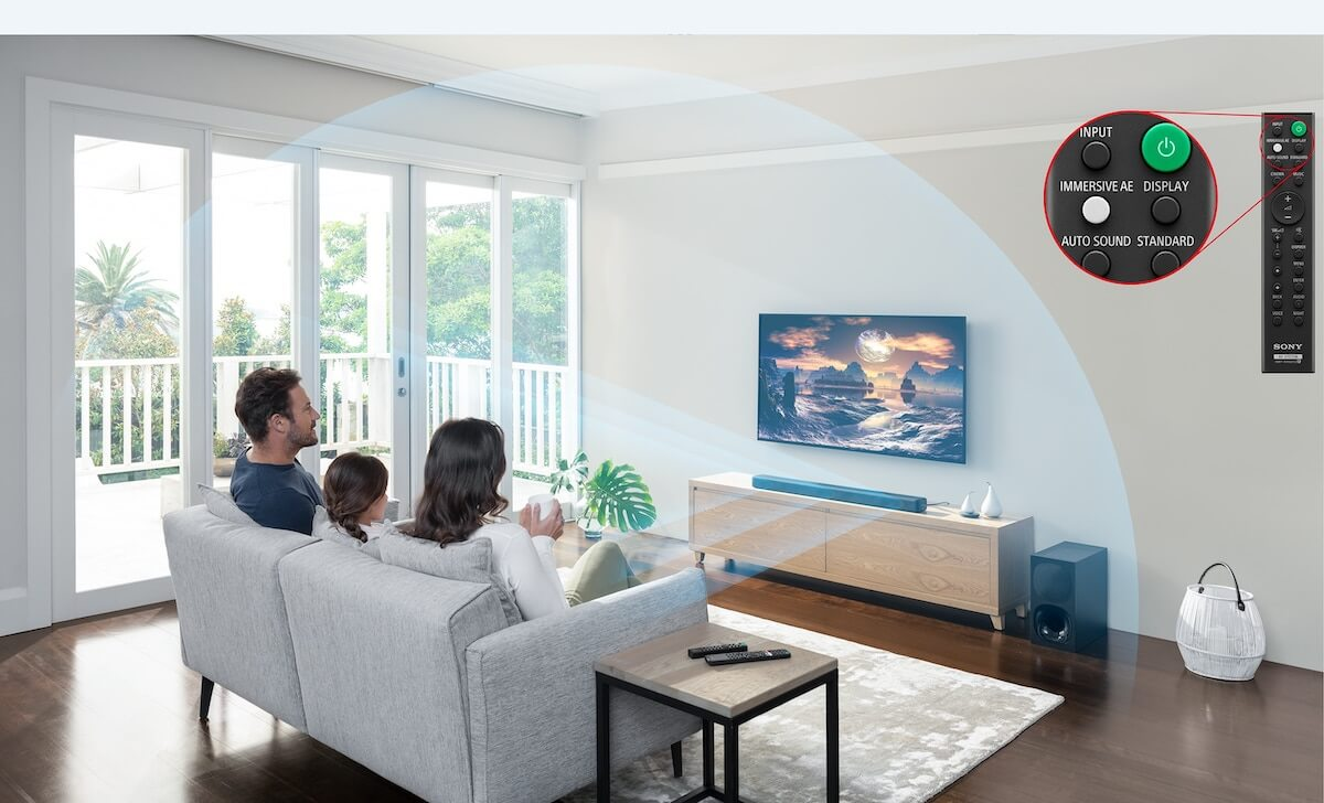 Immersive, Dolby Atmos Surround Sound