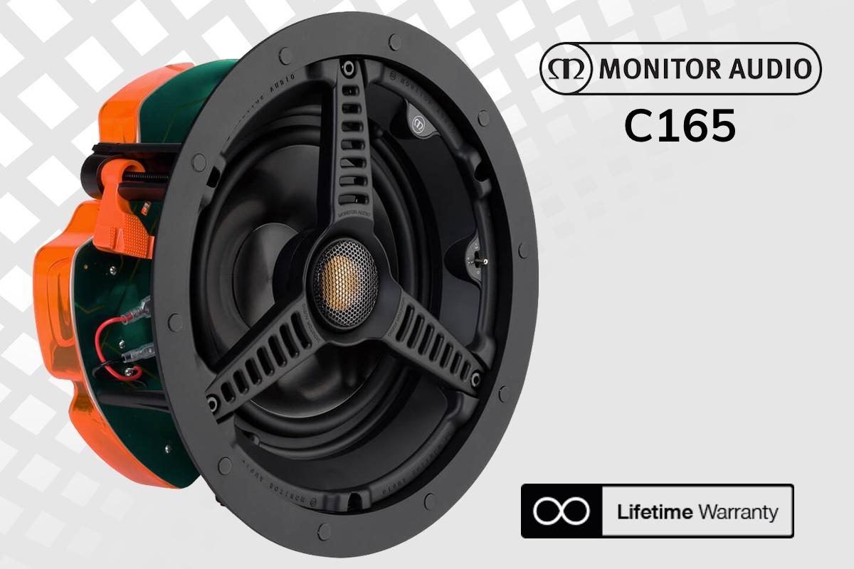 Monitor Audio C165 In-Ceiling Speakers
