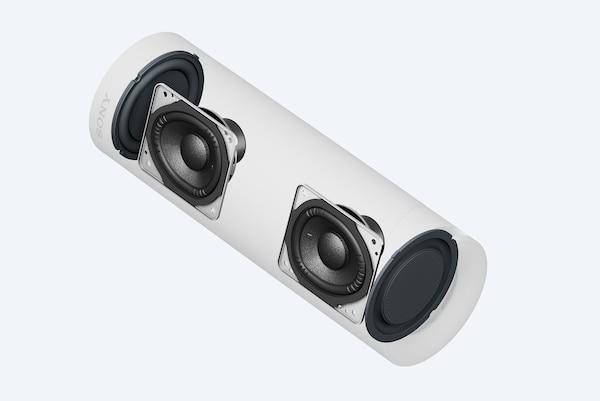Impressive Sound With Extra Bass