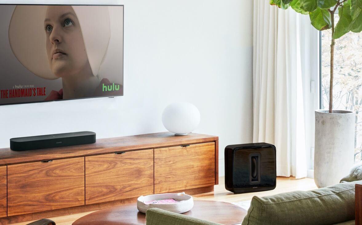Sonos Beam & Sonos Sub 3.1 Home Cinema Bundle