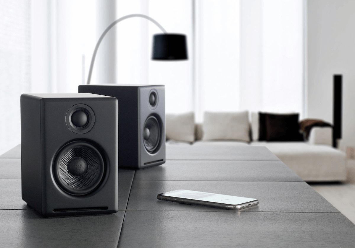 A2+ Wireless Powered Speakers