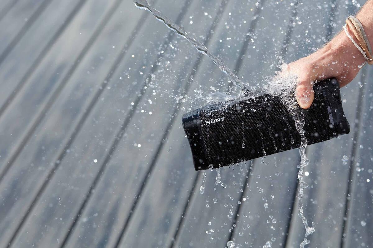 Durable, Waterproof Design