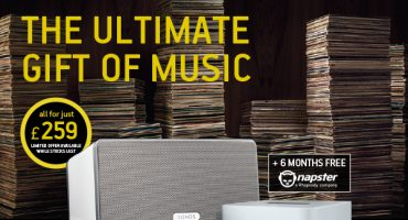 The Ultimate Gift of Music Promo Released for £259 saving (£99)
