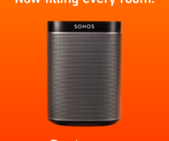Sonos & Soundcloud