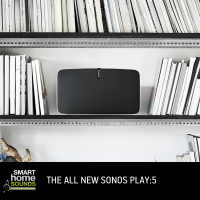 Sonos Announces The All New PLAY:5