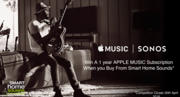 Win A Year Of Apple Music With Smart Home Sounds