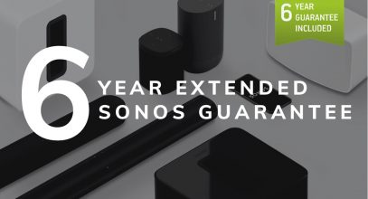 The Smart Home Sounds 6 Year Guarantee