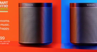 2 Rooms Of Sonos For £299