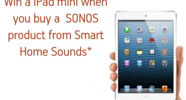 WIN an iPad Mini every 60 days!