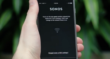 How to Reconnect your Sonos system to a New Router or WiFi Network