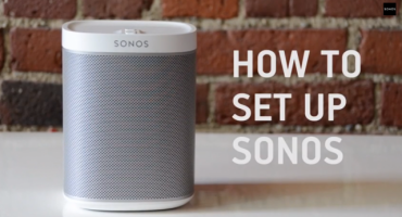 How to Set Up your Sonos system