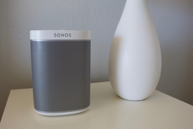my first two weeks with a sonos smart speaker smart home sounds. Black Bedroom Furniture Sets. Home Design Ideas