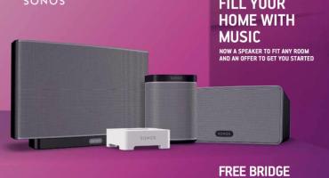 Sonos hits UK television again