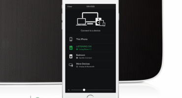 Sonos opens up for Spotify App control