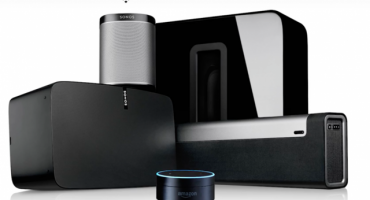 Sonos partners with Amazon & Spotify for voice control and native app support