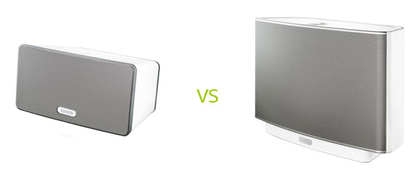 Sonos PLAY:3 Vs Sonos PLAY:5 Review