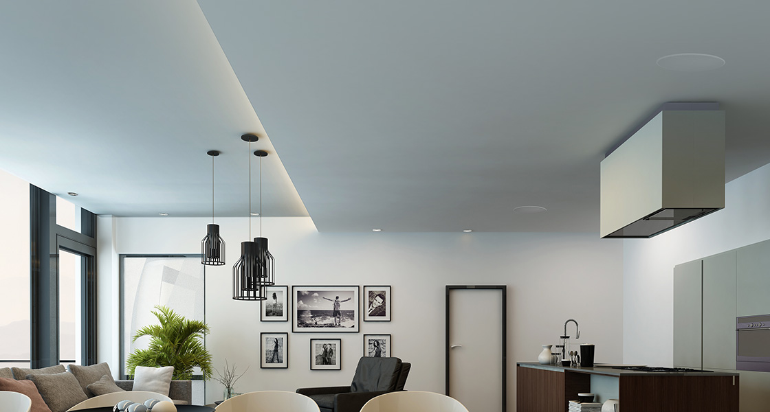 How To Choose The Perfect Ceiling Speakers To Use With