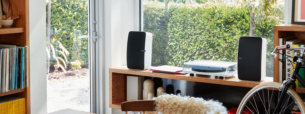 How to Play your Turntable Audio in Every Room with Sonos
