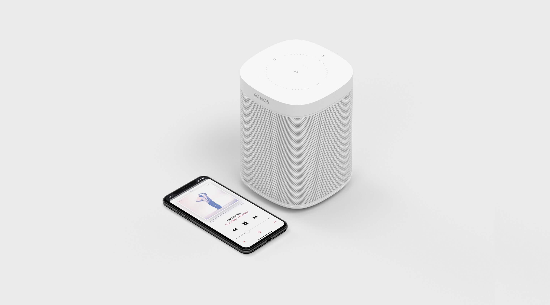 use non sonos speakers on sonos network