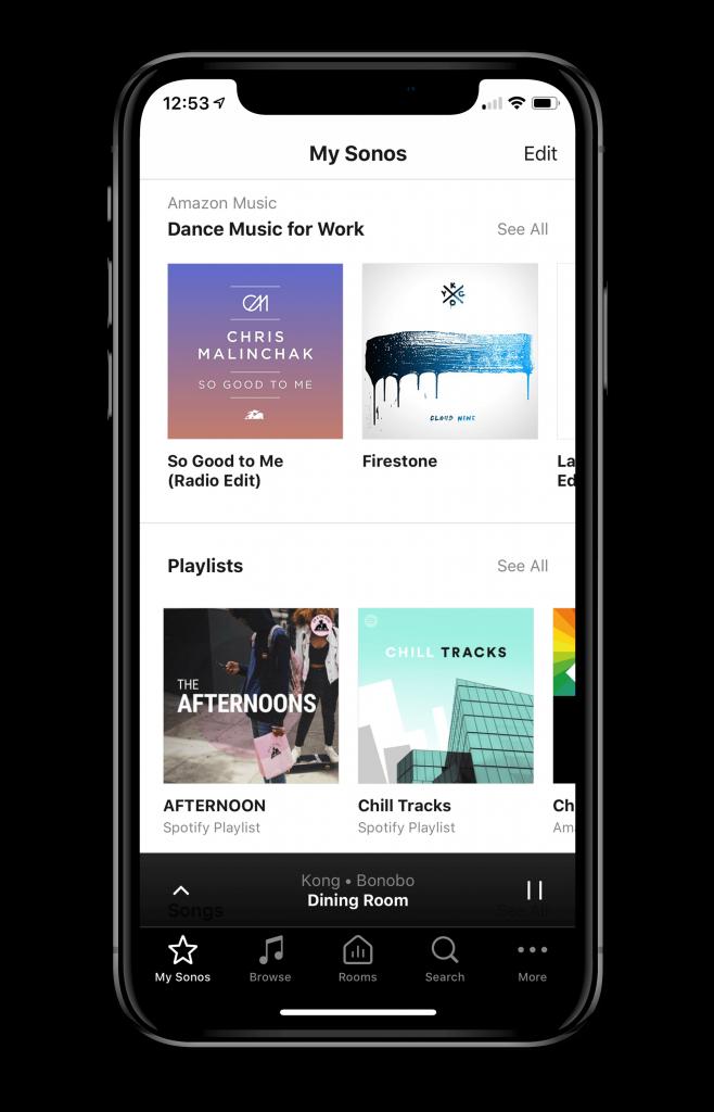 Sonos App 2