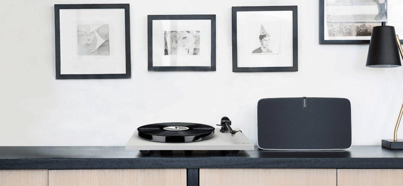 The Best Sonos Turntable Bundle for Vinyl-Lovers