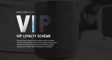 Smart Home Sounds Loyalty Scheme