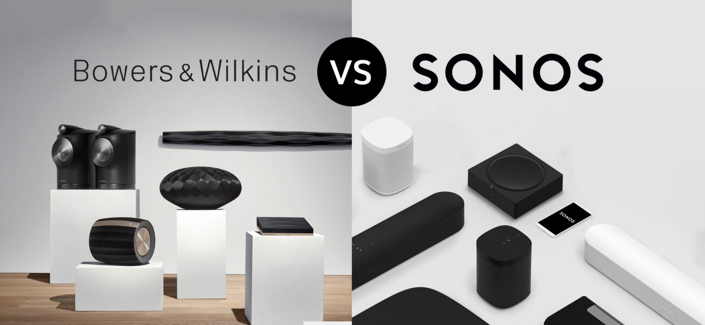 Sonos vs Bowers & Wilkins Formation - Which is right for you?