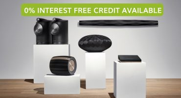 Interest-Free Finance on your Bowers & Wilkins Formation Speakers