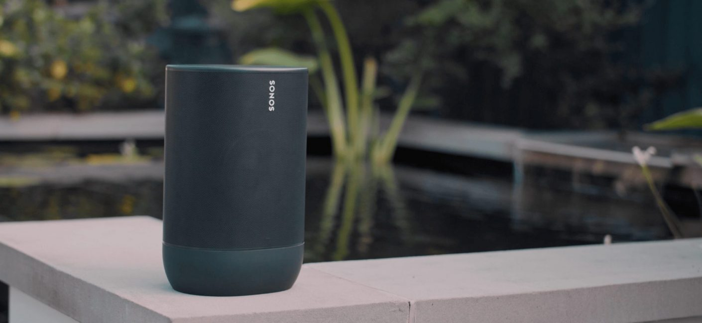 Sonos Move review: the Bluetooth speaker we've been waiting for?