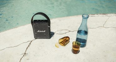 My weekend with the Marshall Stockwell II portable, Bluetooth speaker