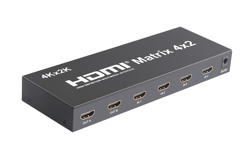 HDMI-Matrix-4X2