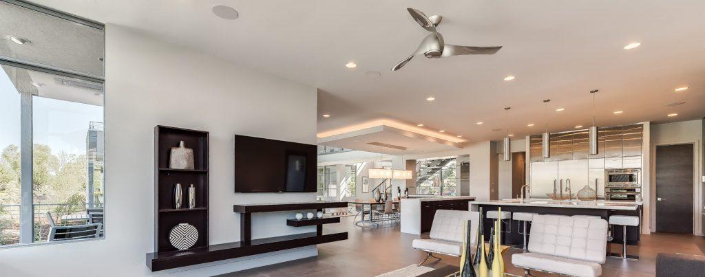 ceiling-speakers-open-plan-tv-area