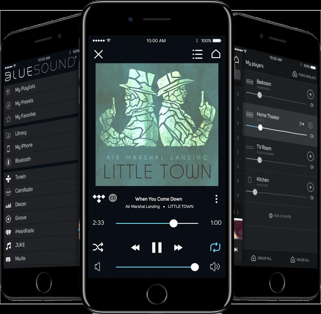 BluOS App