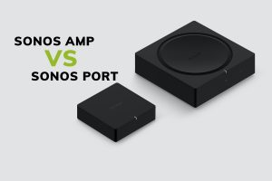 Sonos Amp vs Port: which component do I need?
