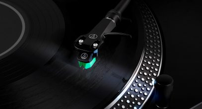 Introducing The New Audio-Technica AT-LP120XBT-USB Bluetooth Turntable
