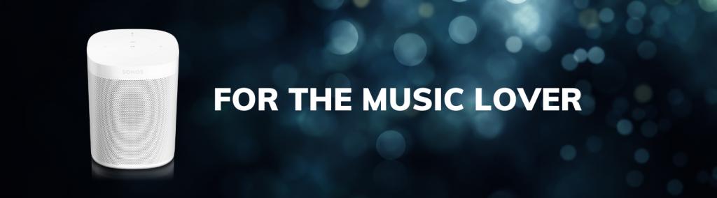 Sonos One Music Lover