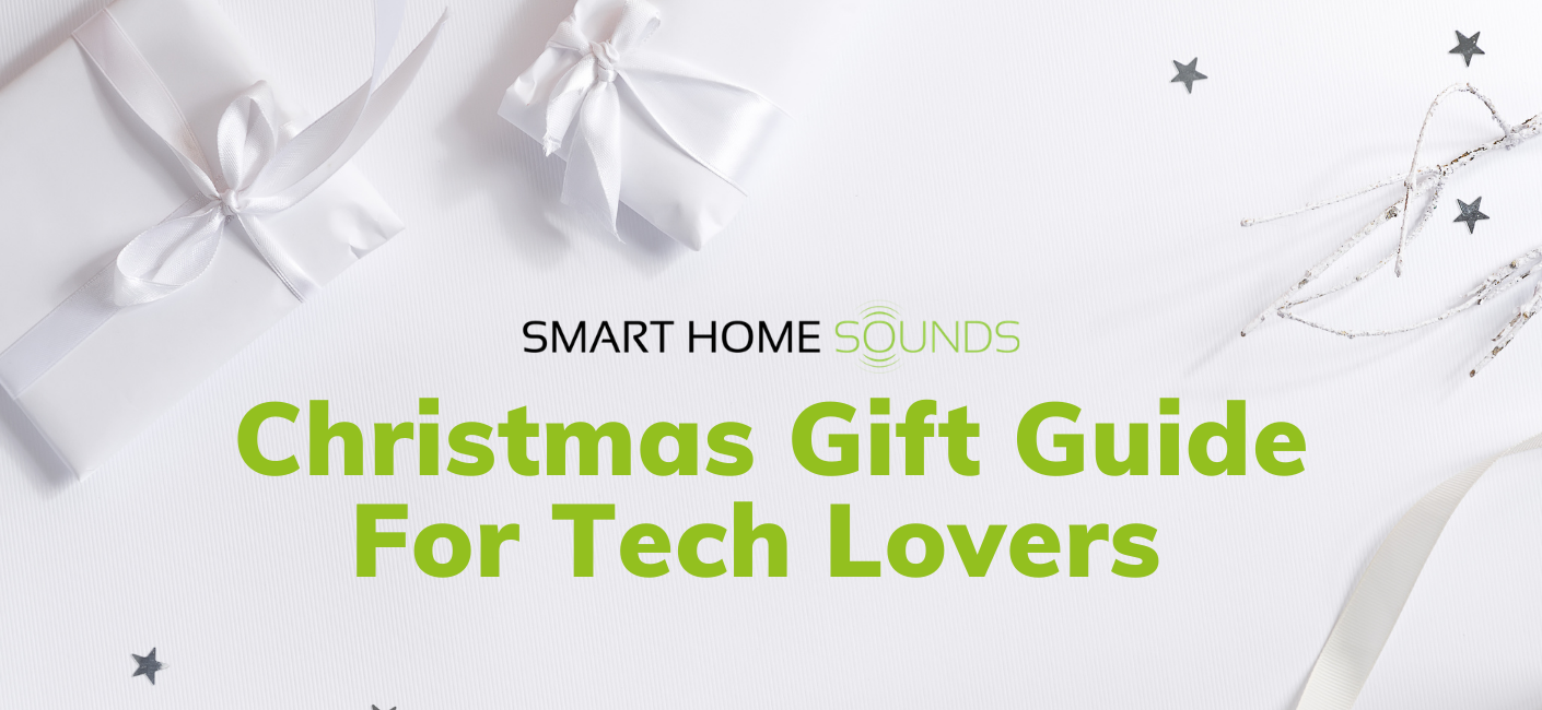 Our Christmas Gift Guide for Tech Lovers 2020