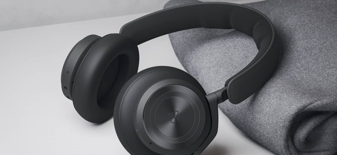 The new Bang & Olufsen HX Wireless Headphones